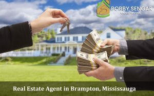 For Real Estate Agent in Brampton, Mississauga